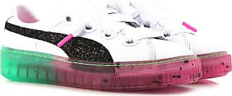 Sneakers for Women, Sophia Webster, White, Leather, 2017, US 6 - UK 3 5 - EU 36 - JP 22 5 US 6 5 - UK 4 - EU 37 - JP 23 US 7 - UK 4 5 - EU 37 5 - JP 23 5 Puma