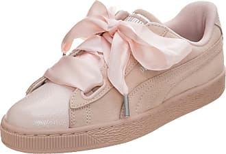 Chaussures De Sport Puma Laag Bulle Cardiaque Suède 'oudroze sfj8v9WZ