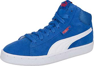 Puma Sneakers Hoog '1948 Mi Vulc Jr Robuste' Marine / Lila / Wit Nsg1NYTR