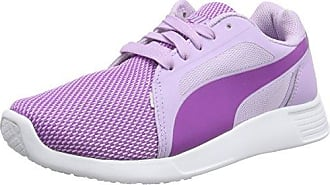Puma Blaze - white-orchid bloom-purple cact, Größe:5.5