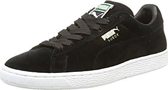Baskets Suede Classic Plus 352634 87 Black Team Gold WhitePuma Vak94Db1o