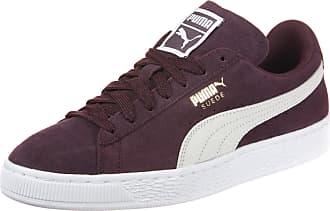 Puma Court Breaker SD, Sneakers Basses Mixte Adulte, Rouge (Tibetan rouge-Tibetan rouge), 40.5 EU