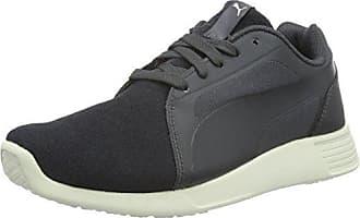 St Evo Suede, Scarpe Running Unisex - Adulto, Nero (Black/Black), 37.5 (UK 4.5) (4.5 UK) Puma