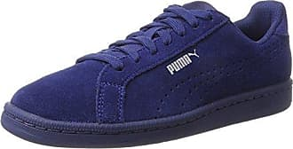 Puma Damen Basket Platform DE Sneaker, Blau (Blue Depths-Blue Depths), 38.5 EU
