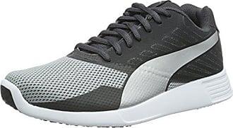 Puma ST Trainer Evo SD, Unisex-Erwachsene Sneakers, Grau (Drizzle-Drizzle 02), 42 EU (8 Erwachsene UK)