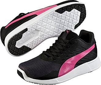 Puma St Trainer Pro, Baskets Basses Mixte Adulte, Noir Black-Pink Glo 06, 38 EU