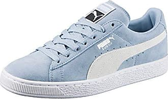 Puma Liga Suede, Zapatillas Unisex Adulto, Azul (Blue Indigo-Flame Scarlet-Whisper White), 37.5 EU