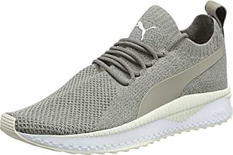 Suede Classic+ - Sneakers Basses - Mixte Adulte - Gris (Grey/White 66) - 44.5 EU (10 UK)Puma ZPpk9U