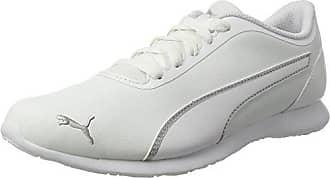 Puma Turin nl–Chaussures de sport unisexe adulte - Blanc - blanc, 37 EU