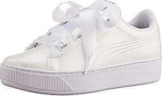 Look Fabulous Sneaker Donna, Bianco (White), 39