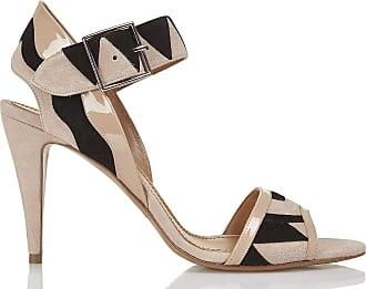 Sandales talons PURA LOPEZ AK200 cuir CognacPura López Lav4c1y