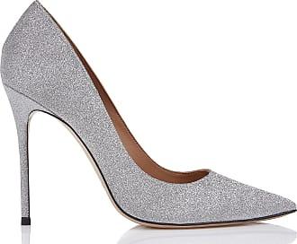 Escarpins PURA LOPEZ 117 glitter Femme PlatinePura López pk3Y4Zlj