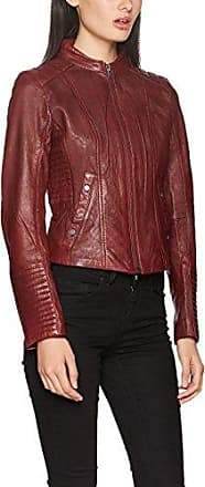 Q/S designed by 4E795512793, Chaqueta para Mujer, Rot (3950), Small