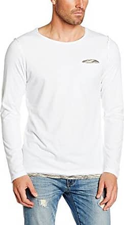 Mens Im Jeanslook Long Sleeve Long Sleeve Top s.Oliver Denim Shopping Online With Mastercard fdpp2vmDp