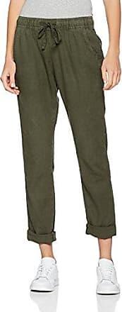 s.Oliver 46704738232, Pantalon Femme, Weiß (0100), 34W x 34L(Taille du Fabricant:34)Q/S designed by
