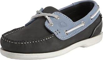 BARK sneakers Homme bleu clair blanc corail Gris bleu Textile daim (44 EU, bleu)