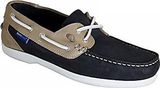 Quayside Portugiesisch Damen Leder Bootsschuhe Lila / Rosa EU 36 Quayside Günstige Verkaufspreise ipWs0