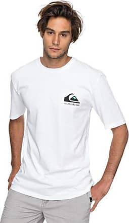 Rising Giant - T-shirt col rond pour Homme - Beige - QuiksilverQuiksilver Autorisation De Vente Pas Cher jfglR