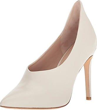 Carson Pump, Zapatos de Tacón con Punta Cerrada para Mujer, Beige (Ecru 275), 37 EU Rachel Zoe