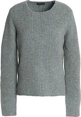 Rag & Bone Woman Intarsia-knit Sweater Army Green Size XS Rag & Bone For Sale Footlocker Q1ZNatJ07e