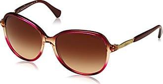 RALPH Womens 0RA4117 318113 Sunglasses, Light Gold/Burgundy/Burgundygradient, 59 Ralph Lauren