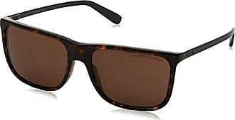 Ralph Lauren Herren Sonnenbrille 0RL81579973, Braun (Briar Roots Vintage Effect/Brown), 58