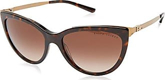 Ralph Lauren Donna 0RL81351713 Occhiali da sole, Marrone (Jl Havana/Gradientbrown), 56