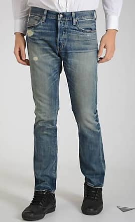 DENIM & SUPPLY 18cm Mixed Denim Slim Jeans Spring/summer Ralph Lauren 7mJ7vzPq2b