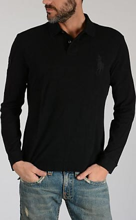 Piquè Long Sleeves Embroidered Polo Spring/summer Ralph Lauren Free Shipping Cheap Price FR6sUye