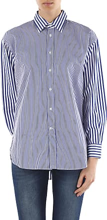 Shirt for Women On Sale, Bluette, Cotton, 2017, USA 2 - IT 38 Ralph Lauren