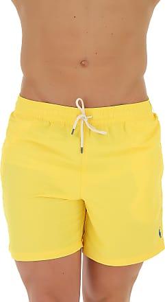 Swim Shorts Trunks for Men On Sale, Coral, polyamide, 2017, S M L XS Ralph Lauren