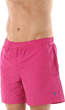 Swim Shorts Trunks for Men, Bluette, polyamide, 2017, S M L XL Ralph Lauren