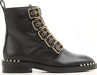 Damen Stiefel & Stiefeletten, Grau - Grau - Größe: 38 SKA Shoes