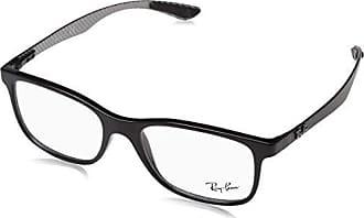 Womens 5255 Optical Frames, Black (Negro), 53 Ray-Ban