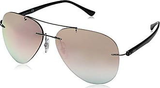 Mens 8058 Sunglasses, Negro, 59 Ray-Ban