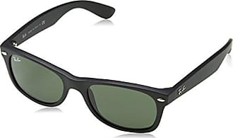 RAYBAN Unisex-Erwachsene Sonnenbrille RB4287, Schwarz (Black/Gradient), 55