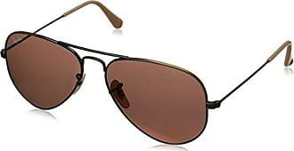 Phillip Lim 3.1 Damen Sonnenbrille - Schwarz - Black/Gold Brushed - Einheitsgröße qBlhUW