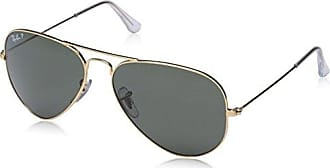 RAY BAN RAY-BAN Herren Sonnenbrille » RB8317CH«, goldfarben, 001/6B - gold/gold