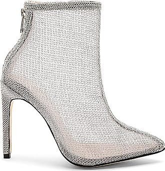 Mazie Bootie in White. - size 7 (also in 10,5.5,6,6.5,7.5,8,8.5,9,9.5) Raye
