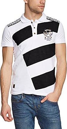 Polo - Col polo - Manches courtes Homme, Noir (Black), XXX-LargeRed Bridge