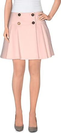 Redvalentino Woman Metallic Floral-jacquard Mini Skirt Antique Rose Size 40 Red Valentino Where Can You Find xe8hsq
