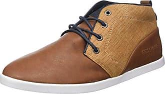 Zelek, Sneakers Hautes Hommes, Marron (Cognac Marron Ln), 43 EURedskins
