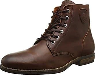 Redskins Louna - Botas de material sintético para mujer marrón marrón 36 H43RzAb