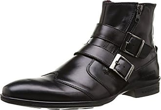 Fraz, Boots homme - Noir (Noir/Gris), 44 EURedskins
