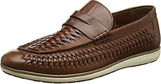 Red Tape Ashley, Mocassins Homme, Marron (Beige), 43 EU