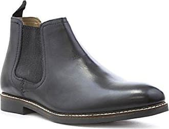 Red Tape Herren Stockwood Chelsea Boots, Braun (Tan Leather/Blue), 42 EU (8 UK)