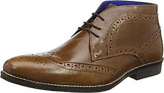 Churton, Bottes Homme - Brown (Tan Leather) - 42 EU (8 UK)Redtape