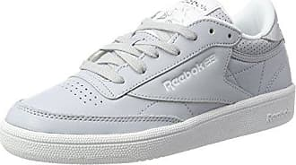 Reebok NPC UK Fbt, Sneakers Basses Femme, Blanc (Chalk/White/Skull Grey/Big Green/Electric Flash), 39 EU