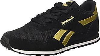 Reebok Damen DMX Lite Katak Sneaker Low Hals, Schwarz (Black/Lead/Blue Beam), 38.5 EU