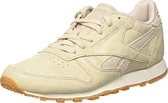 Reebok Cardio Motion, Scarpe Sportive Indoor Donna, Beige (chalk/Sand Stone/Sour Melon/White), 39 EU